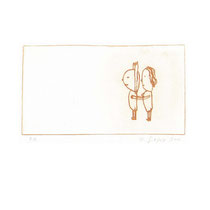 ARME HOCH I   13X23 cm 135,-€