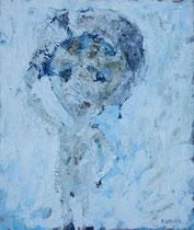 FIGUR II, Acryl  80X68 cm 1.500,-€