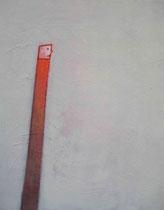 HOCHSTAND II, Acryl  100X80 cm 1.900,-€