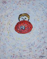 MARIEMOHN, Acryl  100X80 cm 1.900,-€