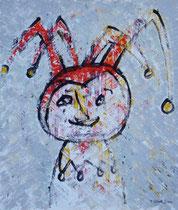 TILL, Acryl  80X68 cm 1.500,-€