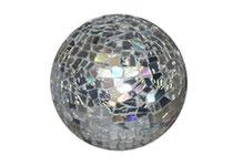 CD den yapılan disko topu