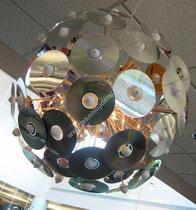 CD den yapılan avize