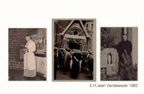 E.H.Jean Vandeweyer gewijd in 1960