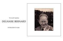 E.Kapelaan Bernard Delhaise