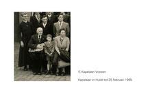 E.Kapelaan Vossen-kapelaan tot 22 februari 1955