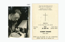 E.P.Clement Volders  1957