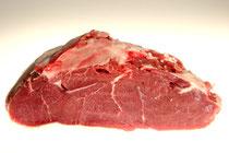 Culata cuixa. És una peça de carn magra i gustosa. Els talls que en resulten tenen dues parts de carn magra separades per un tel central que normalment no es nota al moment de menjar-lo. Ideal per fer a la planxa, però també es pot fer fregit o amb salsa.