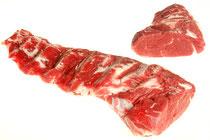 Filet. És la peça més apreciada de la vedella. La seva carn és magra i molt tendre. Els talls són molt gustosos. Es pot cuinar a la planxa i també es poden elaborar varis plats de gran renom.