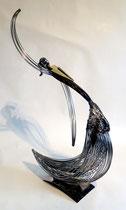 Andalouse   Hauteur 92cm  Inox, Acier