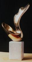 Abstrakte Skulptur 11