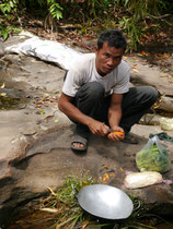 Unser Meisterkoch und Kenner des Regenwalds