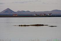 Morgenstimmung in Reikjavik