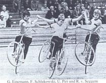 Landesmeister 1976 im 4er Kunstfahren der Schüler