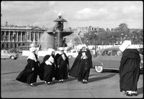 Un petit hommage à Robert Doisneau, 1963