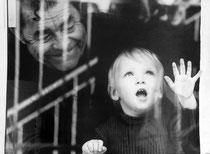 Benjamin et son grand père, 1971