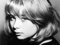 portrait d'une jeune adolescente, 1966
