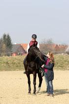 Dressurlehrgang mit Daniela Gröben, Foto: M. Slavikova
