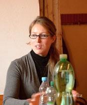Doškolovací kurz s Danielou Gröben (roz. Čápovou), Foto: R. Tučková