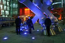 PrintMedia Lounge - Heidelberg - 12.01.2009 (Foto: Gunnar Mozer)