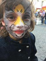 Grauer Tiger