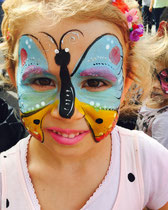 Schmetterling Kornhausmesse