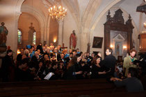 Photo Concert Requiem de Mozart juin 2016 - Eglise d'Orgeval