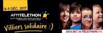 Soirée-Spectacle du Téléthon - 8 décembre 2017
