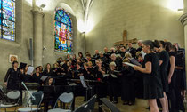 Concert du Jumelage Villiers sur Marne - 20 mai 2018 Crédit photo http://www.photimage94.fr/