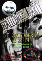 Halloweenparty 2009