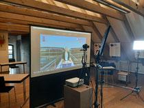Studio im CeBB Schönsee - Foto: Ivana Danisch