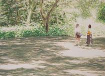3《恋ひ初めし日 (こいそめしひ) 》  F4/¥11,000(税込)