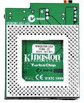Kingston TurboChip 366 MHz (AMD K6-II 366 MHz)