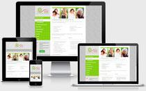 Internetseite für eine Frauenarzt Praxis in Burscheid. Frauenheilkunde-Naturheilkunde-Hypnosetherapie