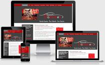 Webdesign und Suchmachinen Optimierung für die Fahrschule Damschen in Moers