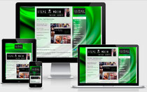 Steve Wacin - Komplettes Corporate Design, Internetseite erstellt und optimiert