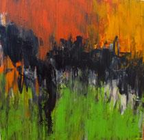 Nr. 52 Acryl auf Leinwand 60 x 60 /verkauft