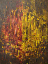 Nr. 36 Öl auf Leinwand 90 x 70
