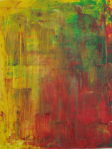 Nr. 38 Acryl auf Leinwand 50 x 40