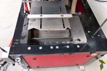 EM 500 - 40 cm lange Schleuse für sehr hohe Durchsätze.