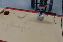 Neue Holzfaser Lochsäge HF, jeder kann selbst testen.