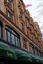 Das Nobelkaufhaus Harrods in London