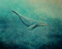 Ursprung ...... Acryl auf Leinwand 100 x 80 cm /Verkauft ♥