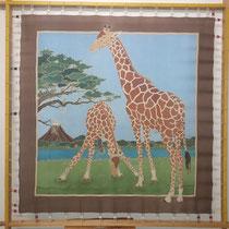 Safari (110 x 110 cm)