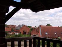 Blick vom Storchenbalkon