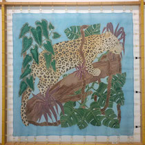 Panther (90 x 90 cm)