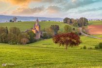 Landschapsfotografie van Château de Beusdael te Blieberg, België
