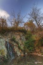 Landschapsfotografie: Cascade du Bayehon nabij Malmedy (Wallonië, België).