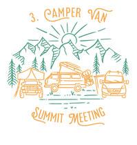 Camper Van Summit Meeting 2019