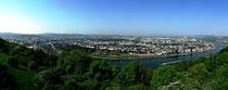 Rhein bei Koblenz by Ralf Mayer